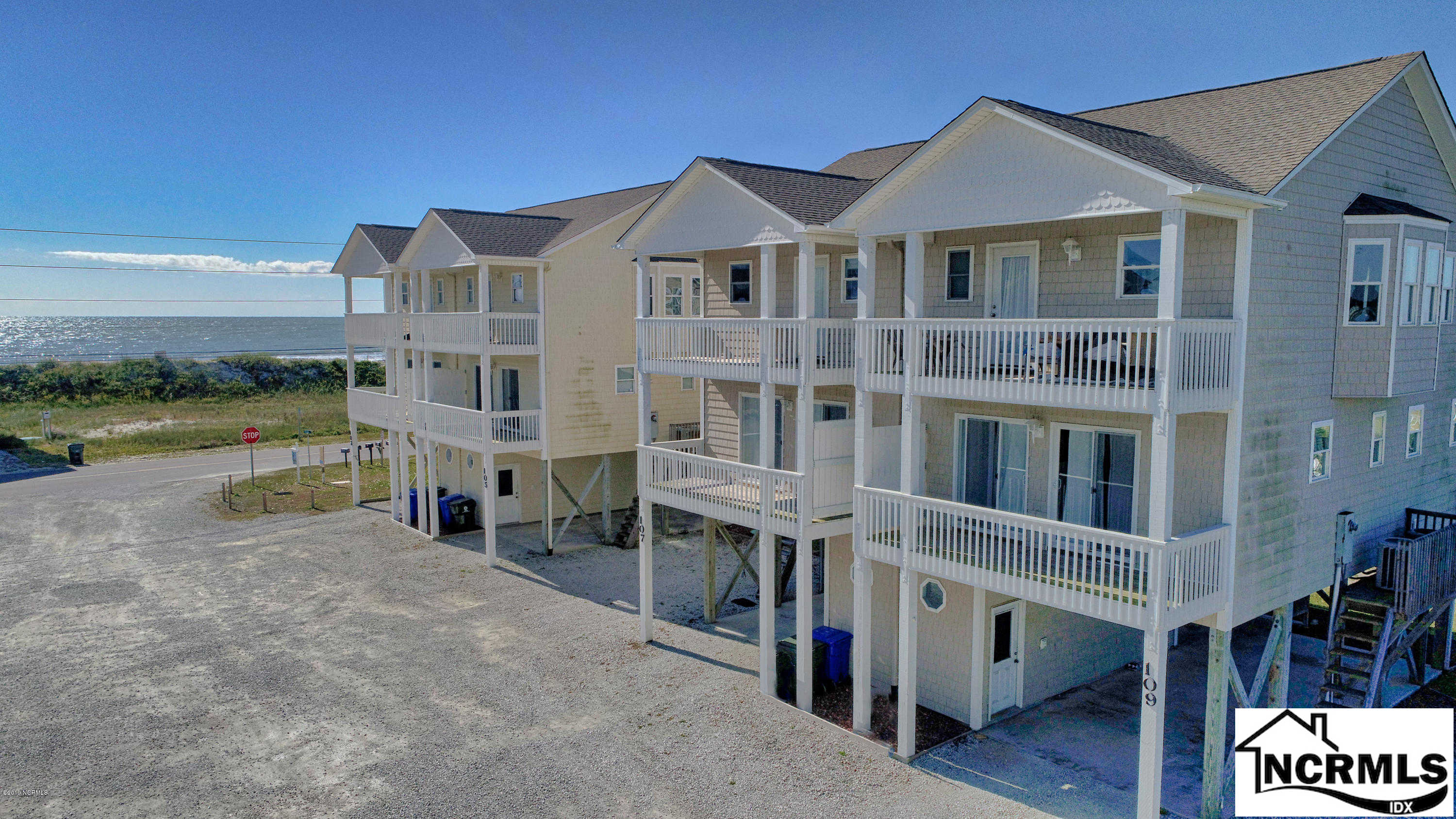 109 Volusia Drive, North Topsail Beach, NC 28460 is now new to the market!