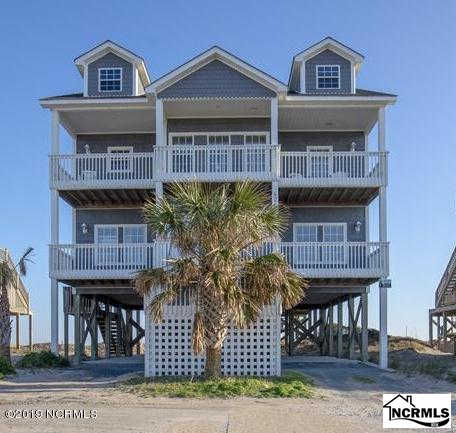 Video Tour  - 424 New River Inlet Road, North Topsail Beach, NC 28460