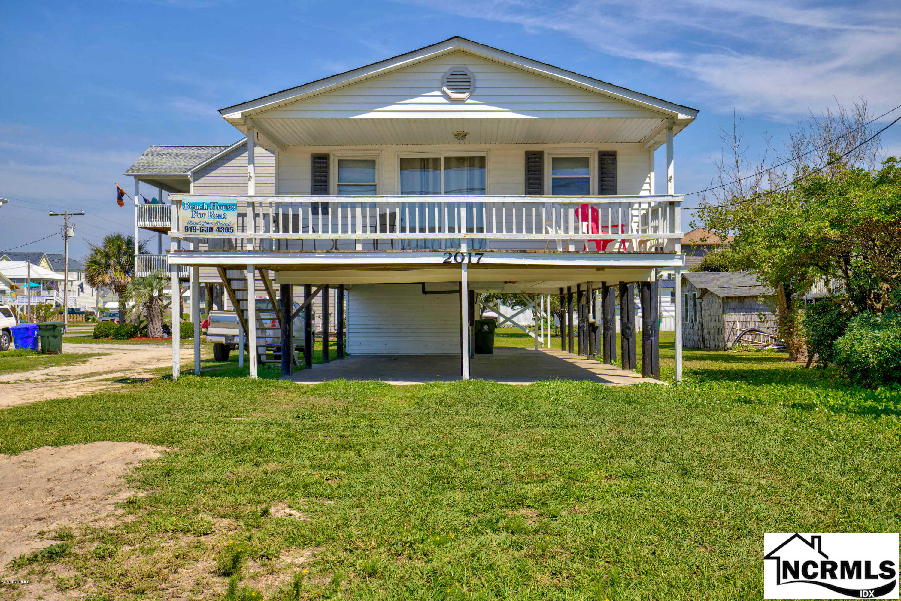 2017 N New River Drive, Surf City, NC 28445 is now new to the market!