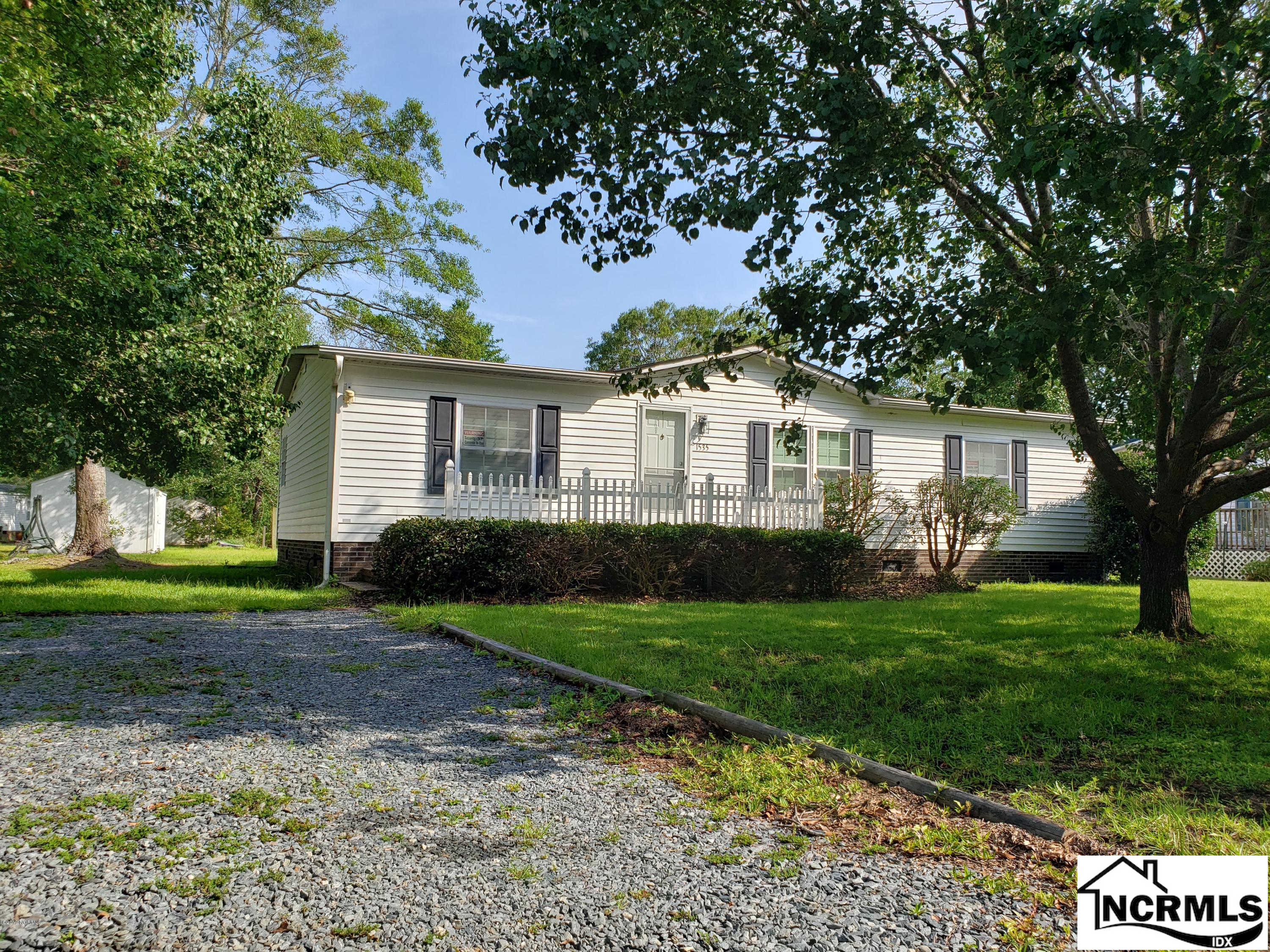 1535 Maple Circle SW, Ocean Isle Beach, NC 28469 is now new to the market!