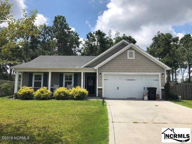 421 Blue Pennant Court, Sneads Ferry, NC 28460 now has a new price of $172,500!
