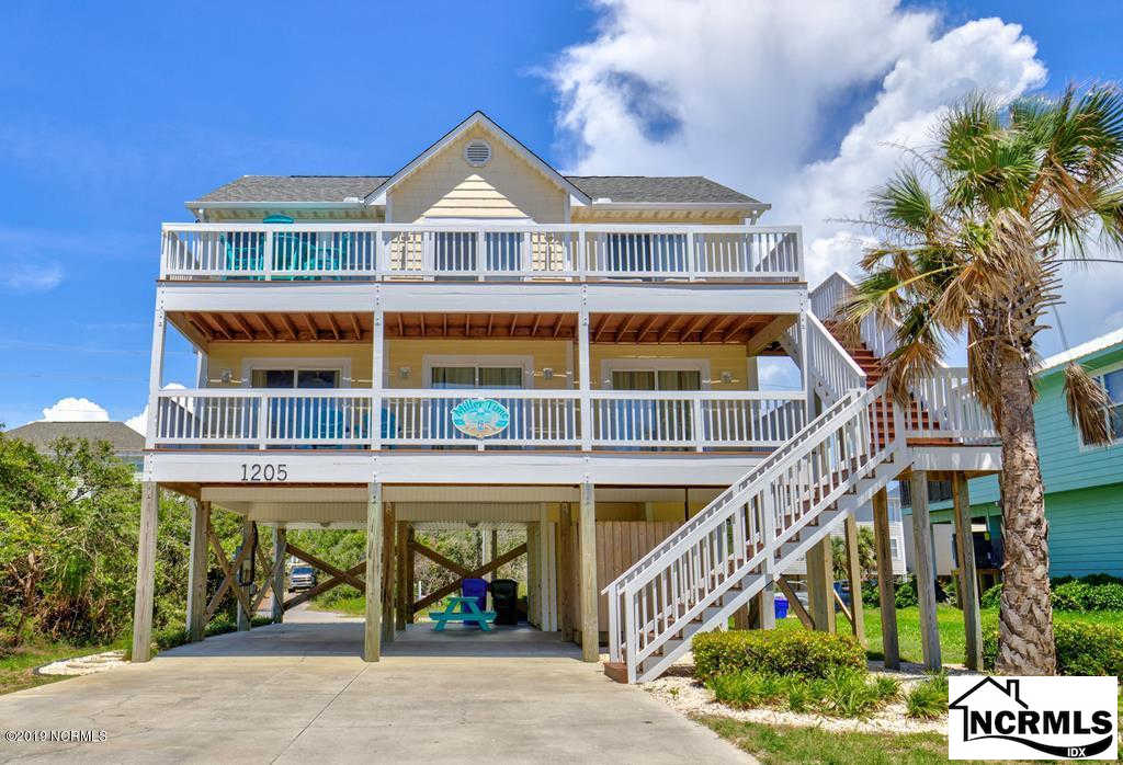Another Property Sold - 1205 S Shore Drive, Surf City, NC 28445