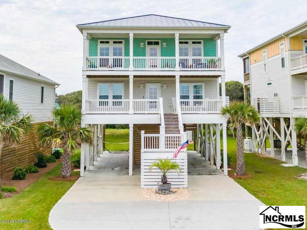 Another Property Sold - 1408 E Dolphin Drive, Oak Island, NC 28465