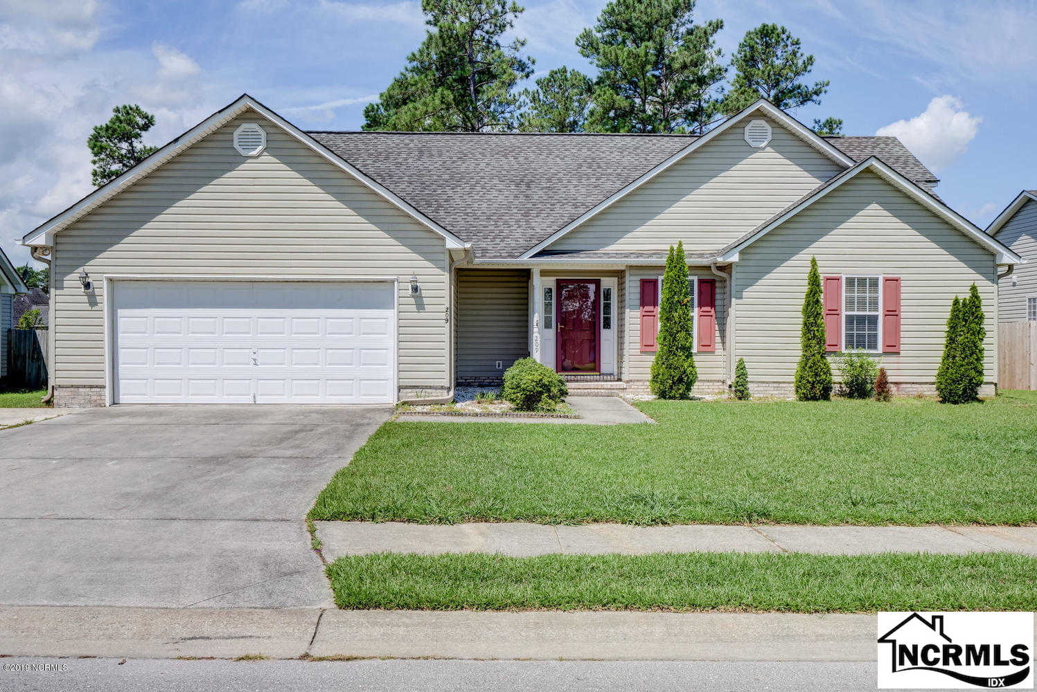 Another Property Sold - 209 Burning Tree Lane, Jacksonville, NC 28546