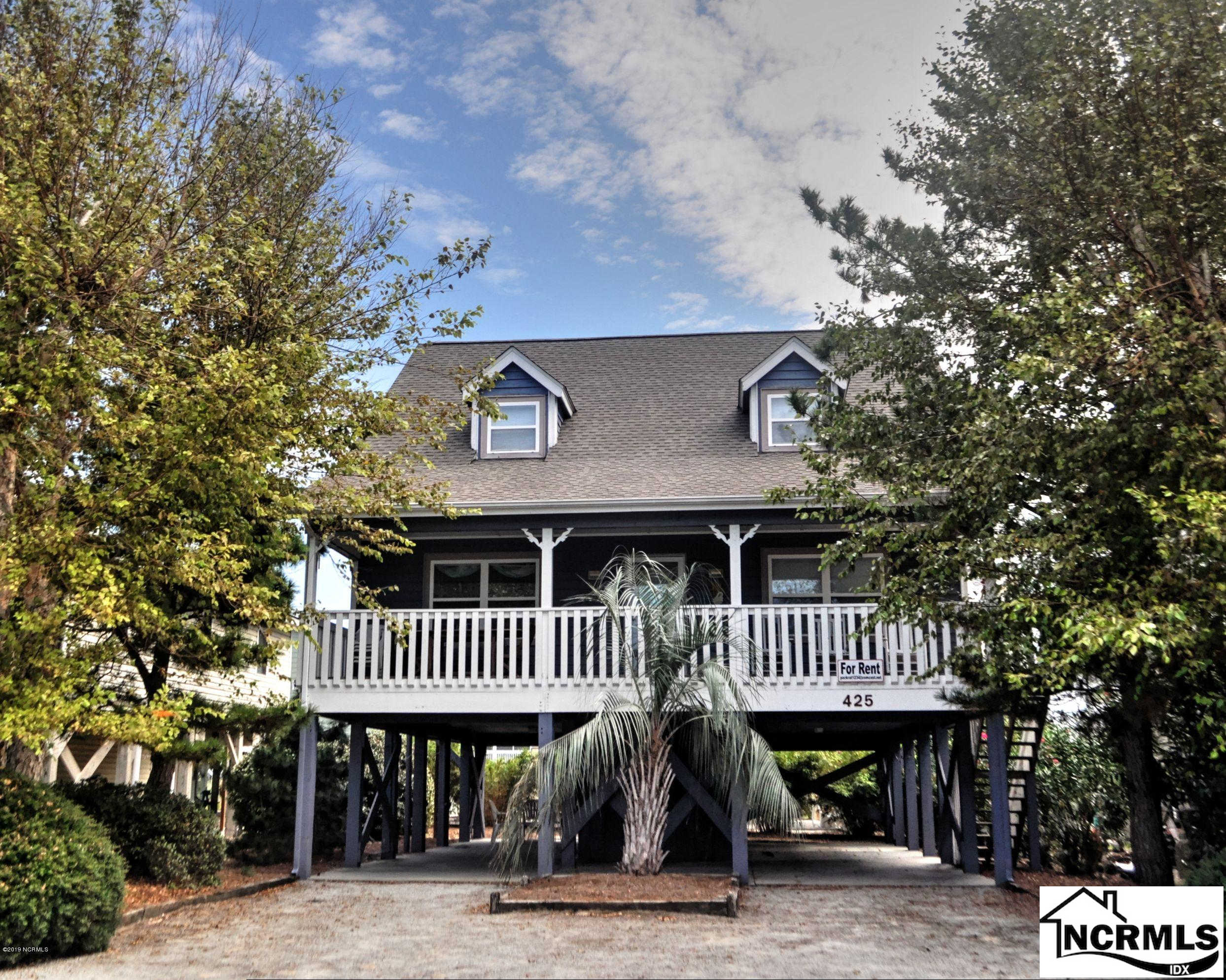 425 32nd Street, Sunset Beach, NC 28468 is now new to the market!