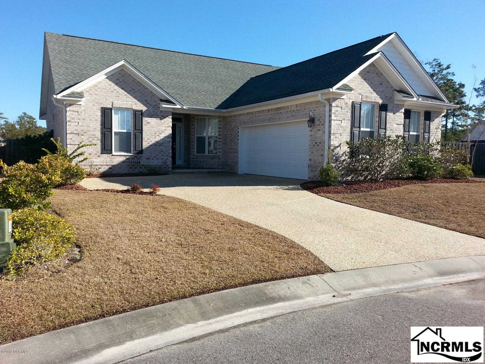 1407 Vitis Court, Bolivia, NC 28422 is now new to the market!