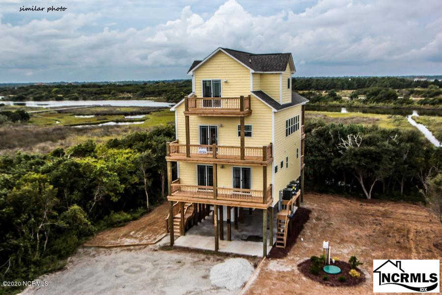 1421 S Shore Drive, Surf City, NC 28445 is now new to the market!