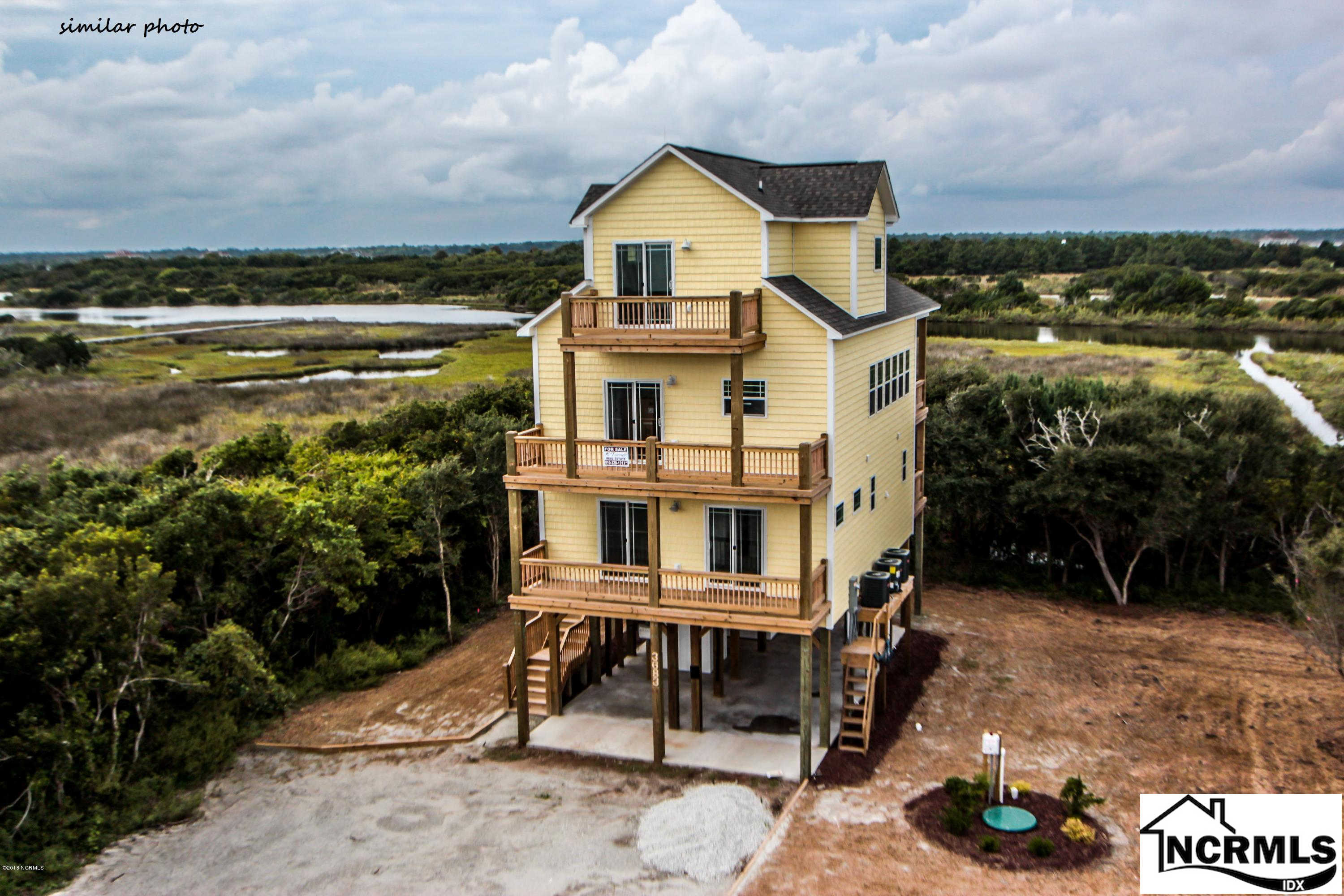 107 Atkinson Road, Surf City, NC 28445 is now new to the market!