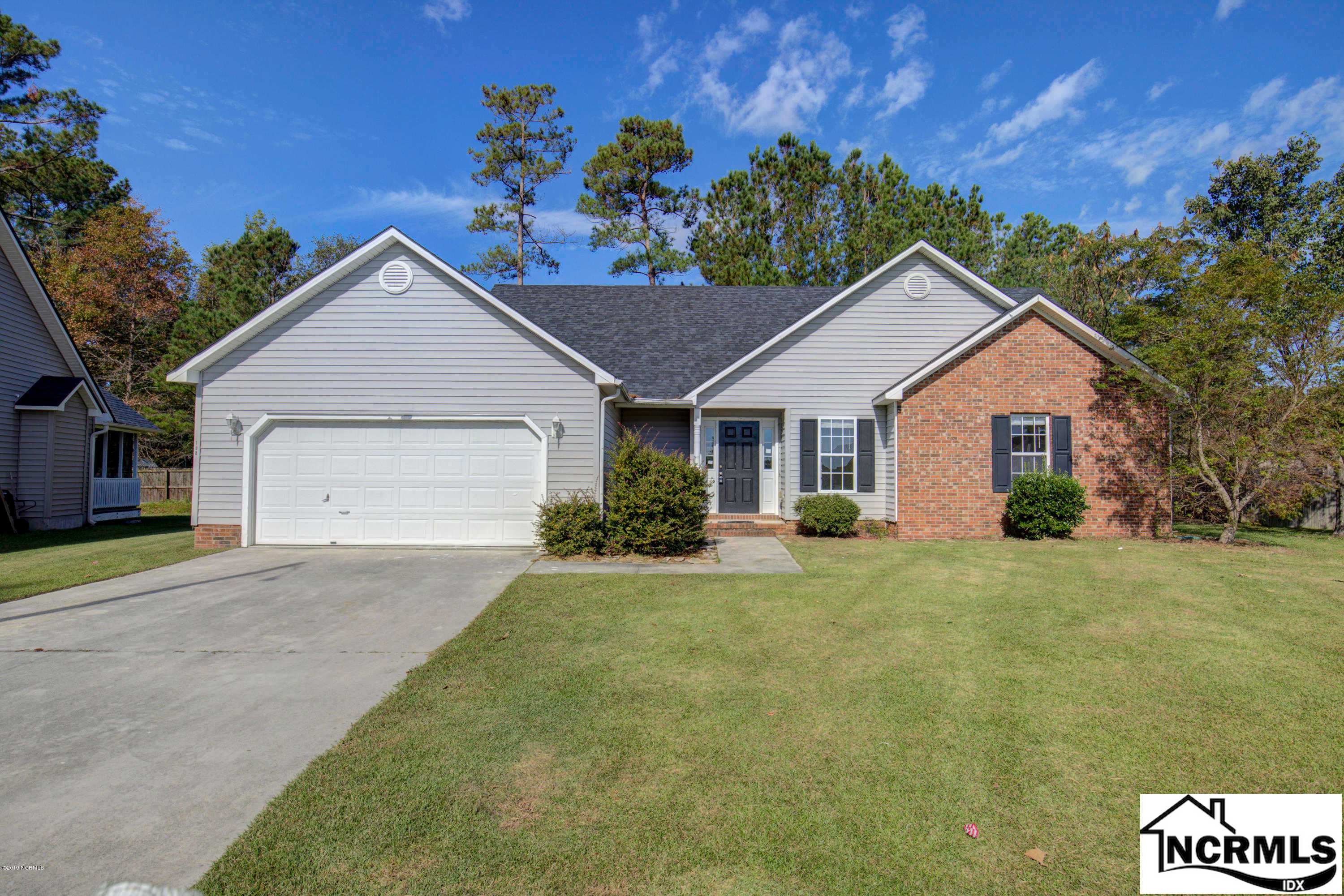 108 Winfall Court, Jacksonville, NC 28546 is now new to the market!