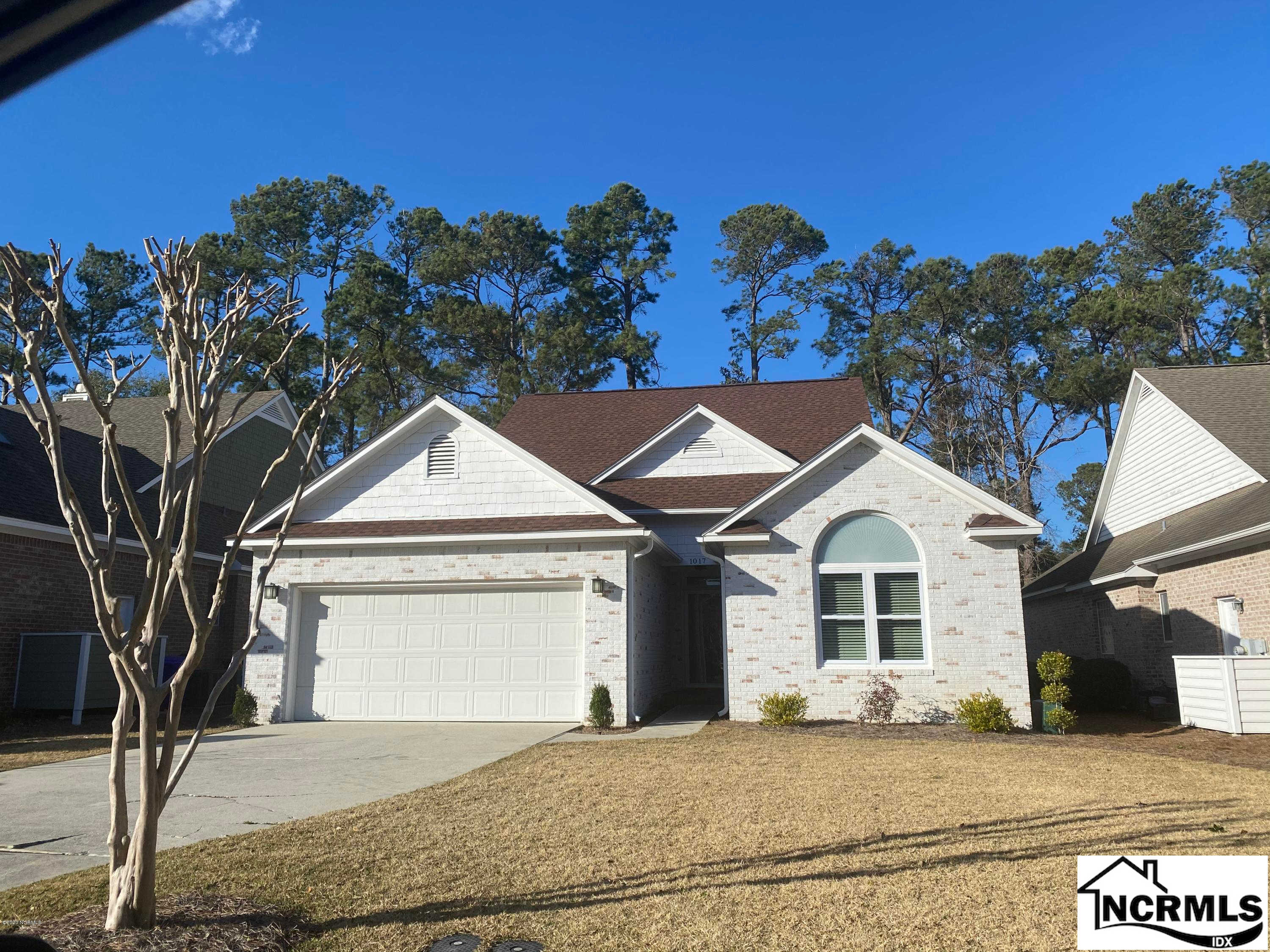 1017 Wild Dunes Circle, Wilmington, NC 28411 is now new to the market!