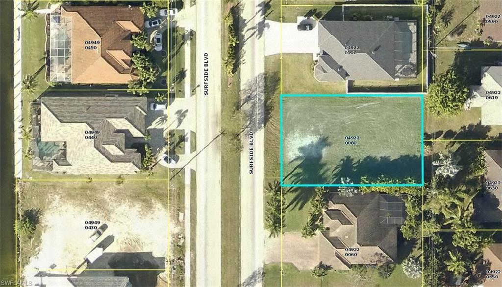 3407 Surfside Blvd, Cape Coral, FL 33914 is now new to the market!