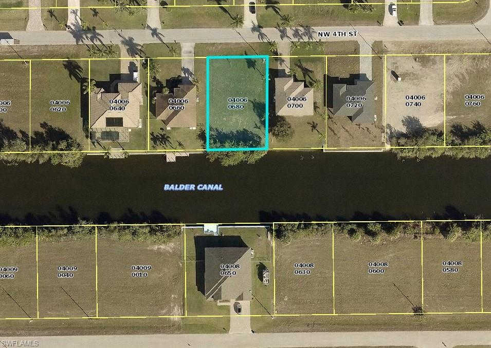 2712 NW 4th St, Cape Coral, FL 33993 now has a new price of $21,300!
