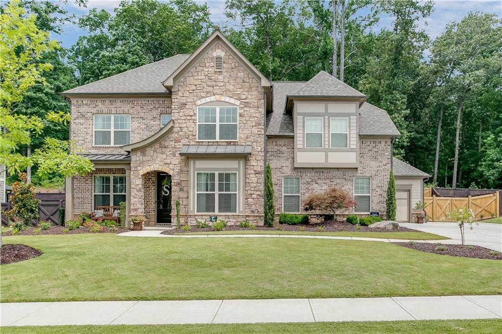3570 Valleyway Road, Cumming, GA 30040 now has a new price of $520,000!
