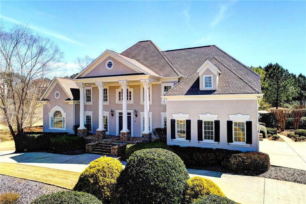 1145 Richmond Glen Circle, Alpharetta, GA 30004 is now new to the market!