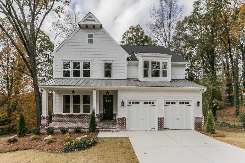 1174 Church Street Se, Smyrna, GA 30080 is now new to the market!