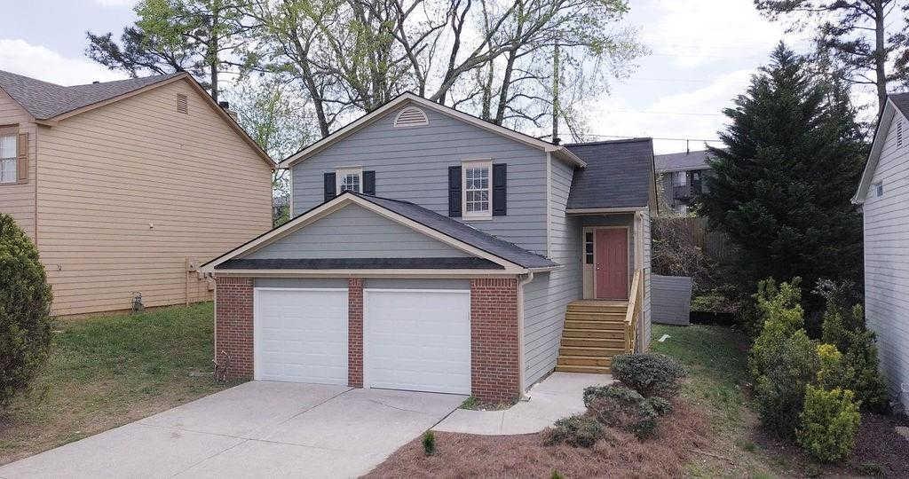 Another Property Rented - 1774 Bertram Lane SW, Marietta, GA 30008