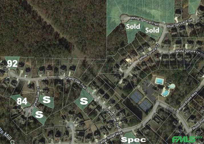 0 Grand Oak Trail, Dallas, GA 30157 now has a new price of $759,150!