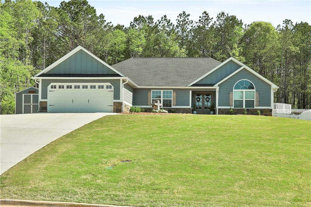 9114 Grampian Court, Winston, GA 30187 is now new to the market!
