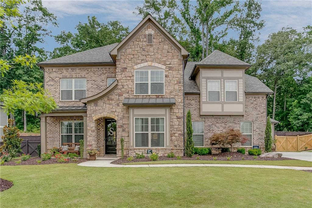 3570 Valleyway Road, Cumming, GA 30040 now has a new price of $485,000!