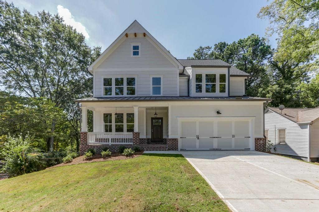1174 Church Street Se, Smyrna, GA 30080 now has a new price of $649,000!