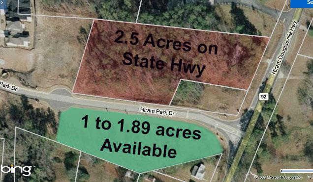 0 Hiram Park Drive, Hiram, GA 30141 now has a new price of $375,000!