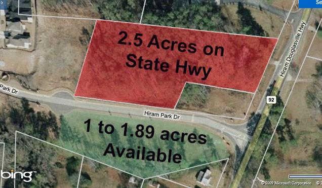 356 Hiram Douglasville Highway, Hiram, GA 30141 now has a new price of $200,000!