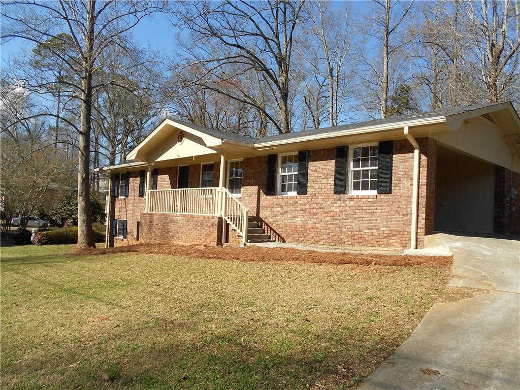 Another Property Rented - 121 Brookhaven Drive, Marietta, GA 30066