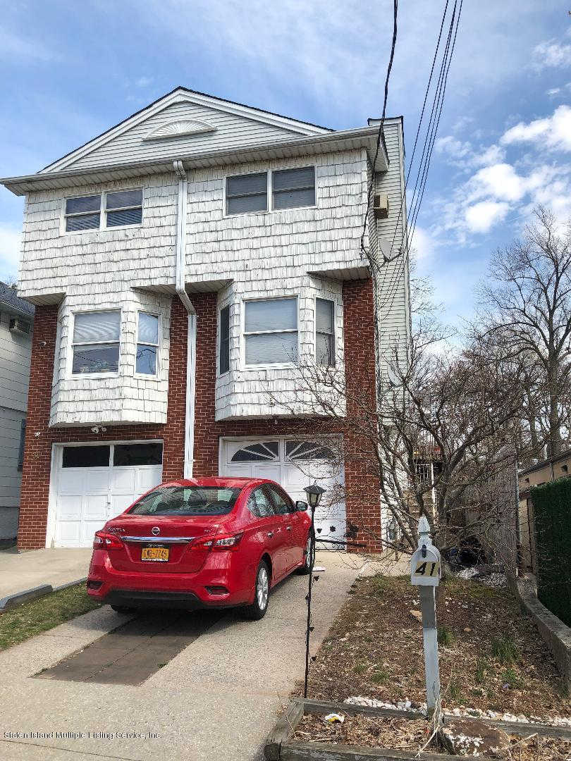 Another Property Sold - 41 O'Connor Avenue, Staten Island, NY 10314