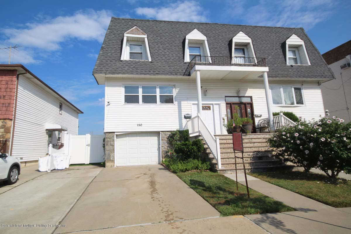 150 Kelly Boulevard, Staten Island, NY 10314 is now new to the market!