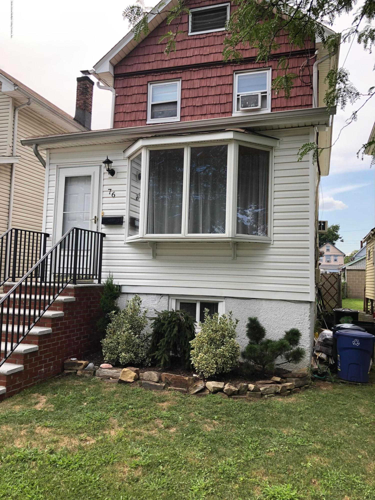 Another Property Sold - 76 Cortlandt Street, Staten Island, NY 10302