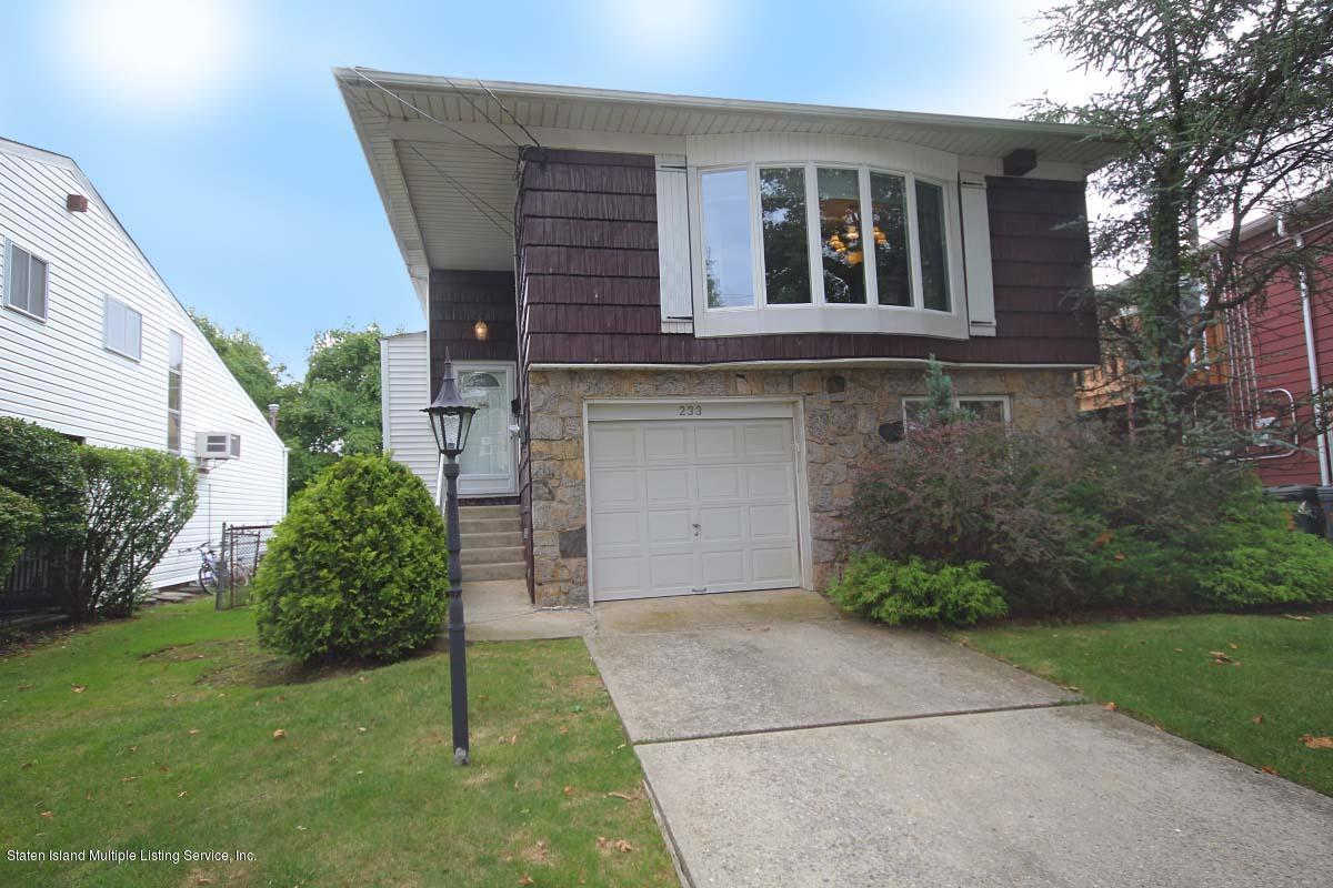233 Warwick Avenue, Staten Island, NY 10314 is now new to the market!