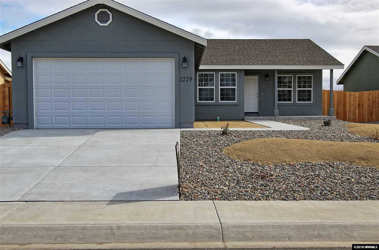 Another Property Sold - 1229 Deerfield, Fallon, NV 89406-5113