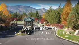 5 Silver Saddle Court, Washoe Valley, NV 89704