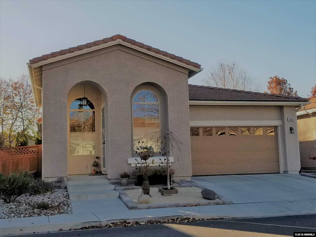 Another Property Sold - 1499 Medolla, Sparks, NV 89434-2253