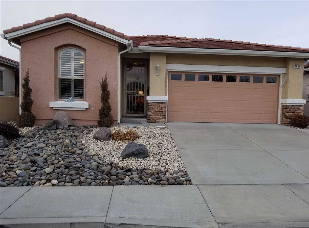 1880 Cosenza, Sparks, NV 89434-2198 now has a new price of $369,000!