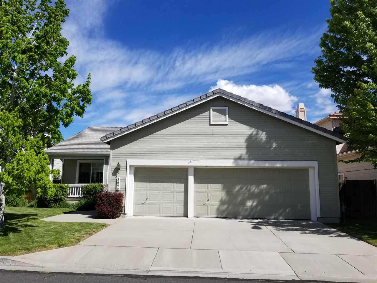 3090 Creekwood Drive, Reno, NV 89502-7724 now has a new price of $438,000!