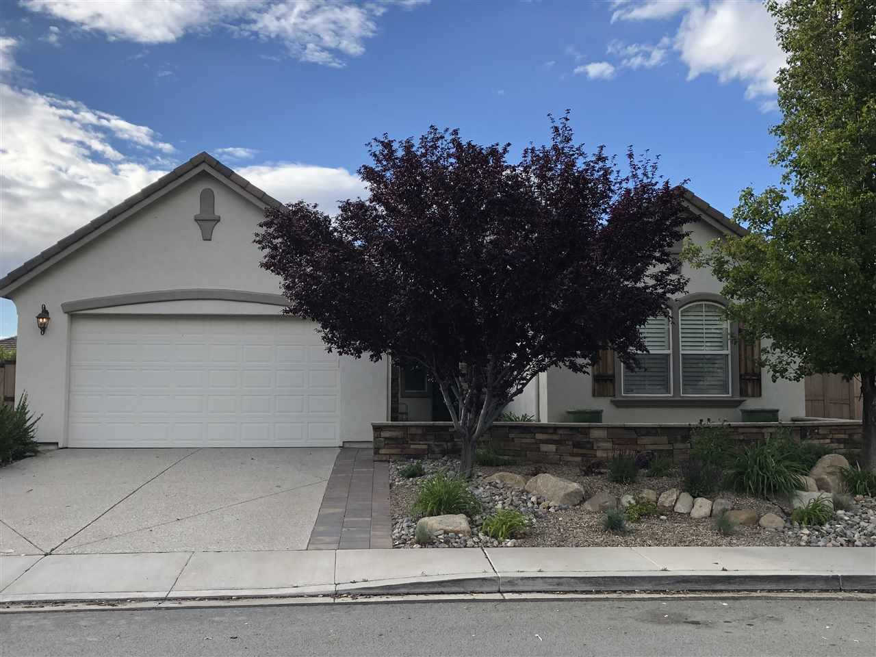 2439 Spring Flower Dr, Reno, NV 89521-8211 is now new to the market!