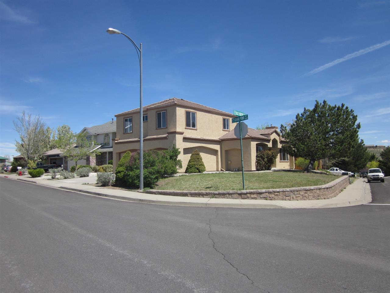 5895 Blue Horizon Drive, Reno, NV 89523 is now new to the market!