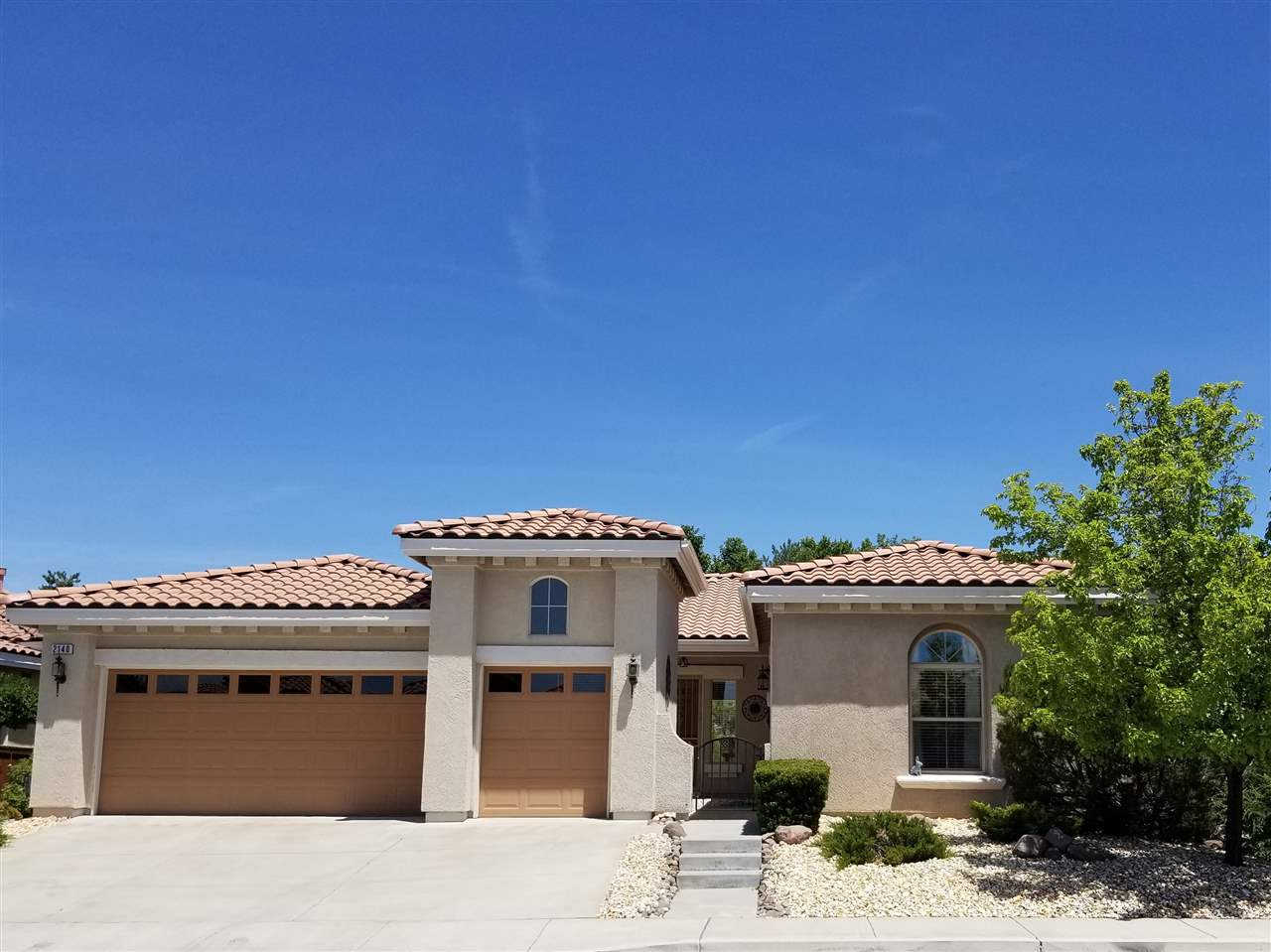 2140 Corleone, Sparks, NV 89434-2077 is now new to the market!