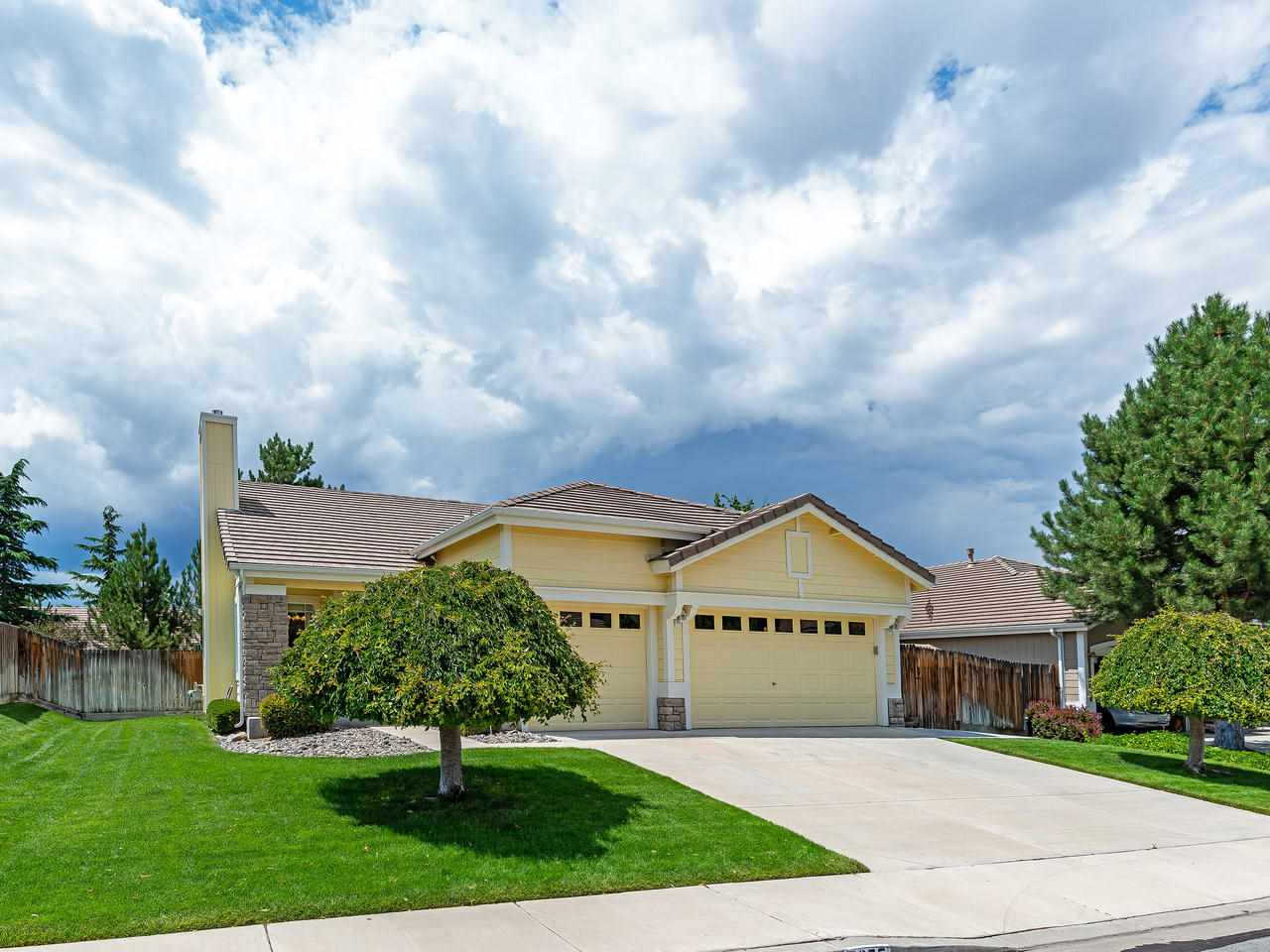 5355 Mesa Verde Drive, Sparks, NV 89436-4666 now has a new price of $370,000!