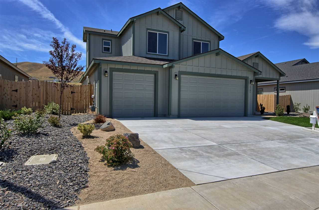 1797 Canal Drive, Fernley, NV 89408-8438 is now new to the market!
