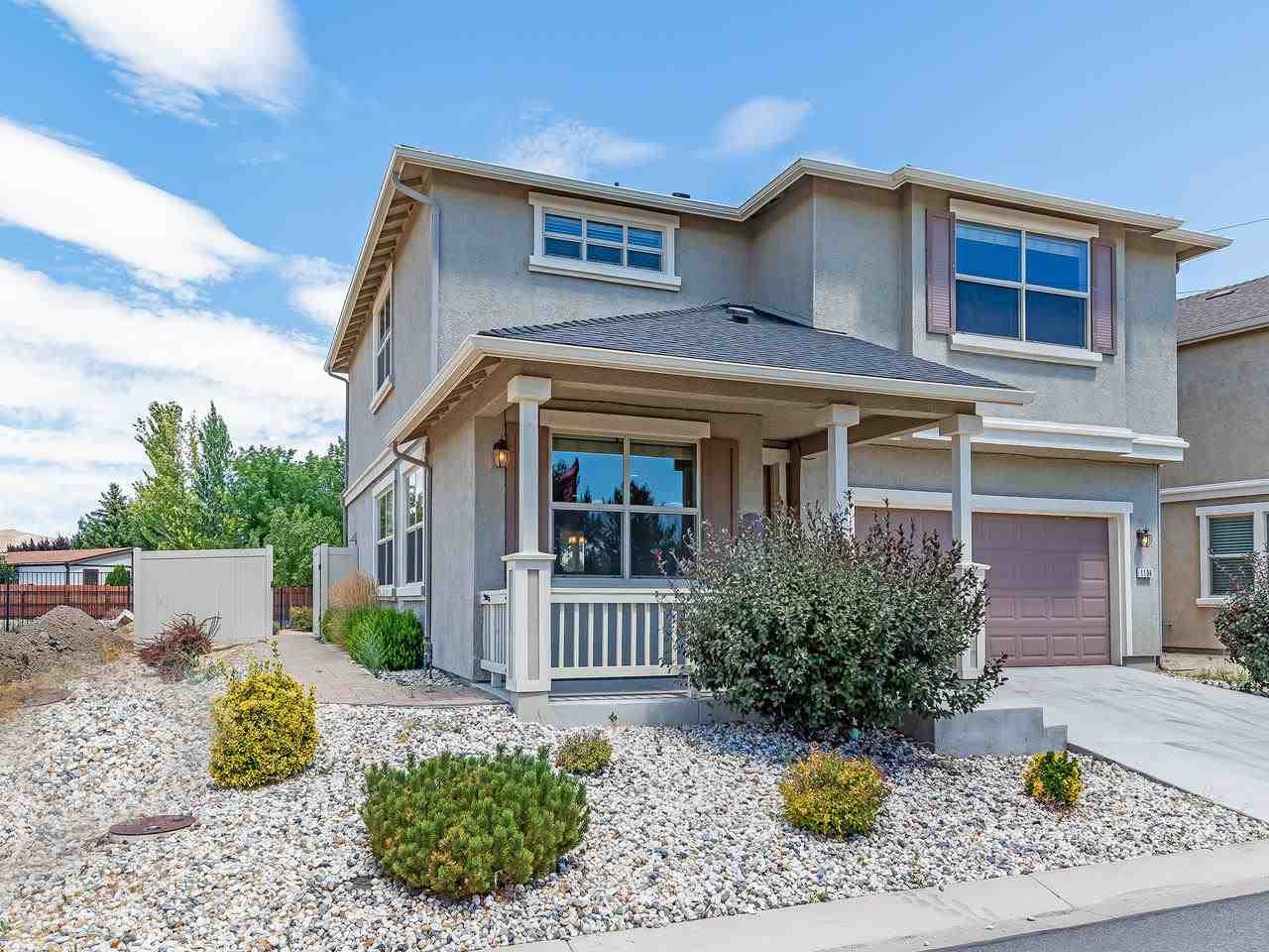 1194 Canvasback Dr, Carson City, NV 89701-5785 is now new to the market!