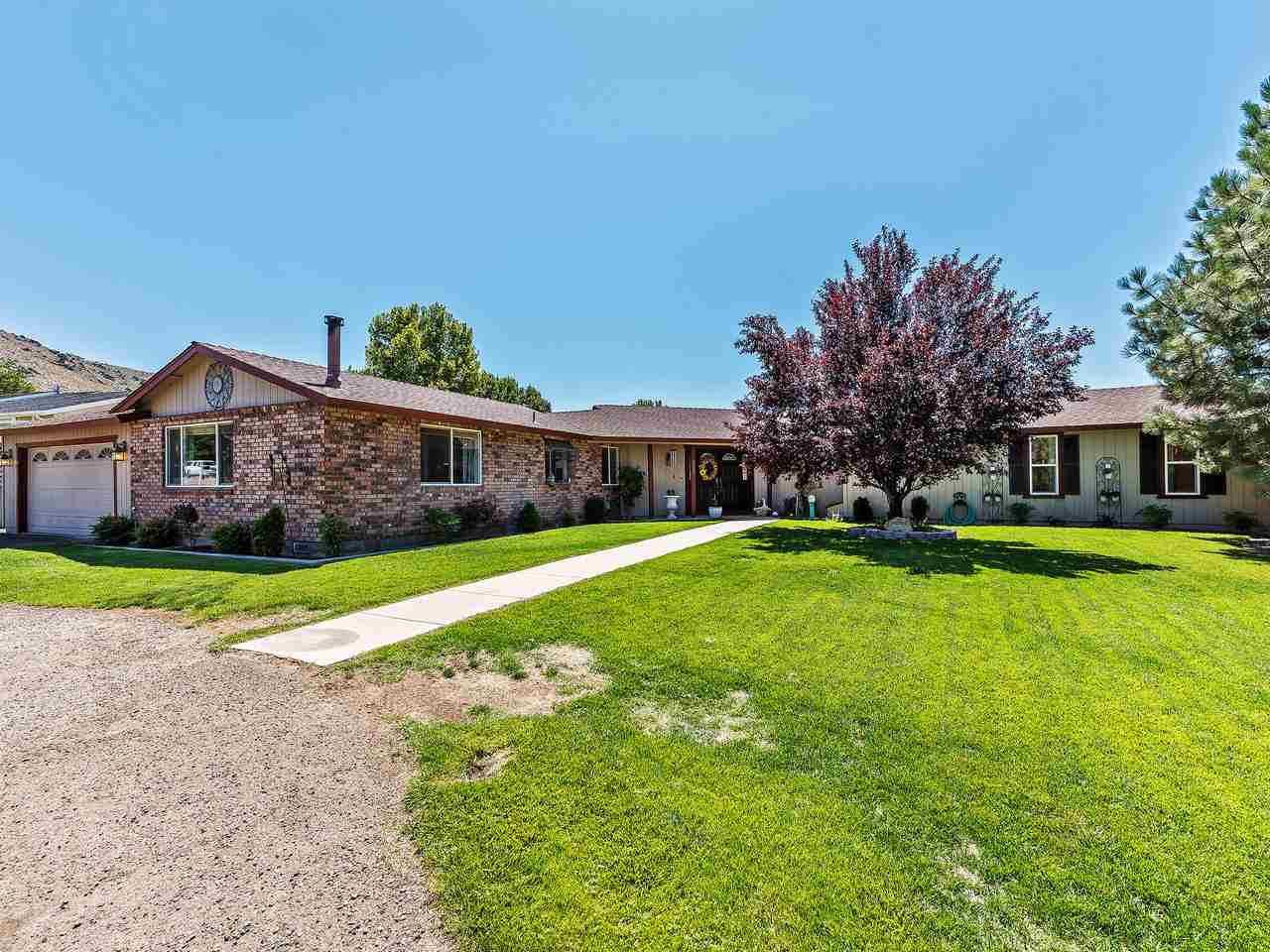 2009 De Ann Drive, Carson City, NV 89701 now has a new price of $465,000!