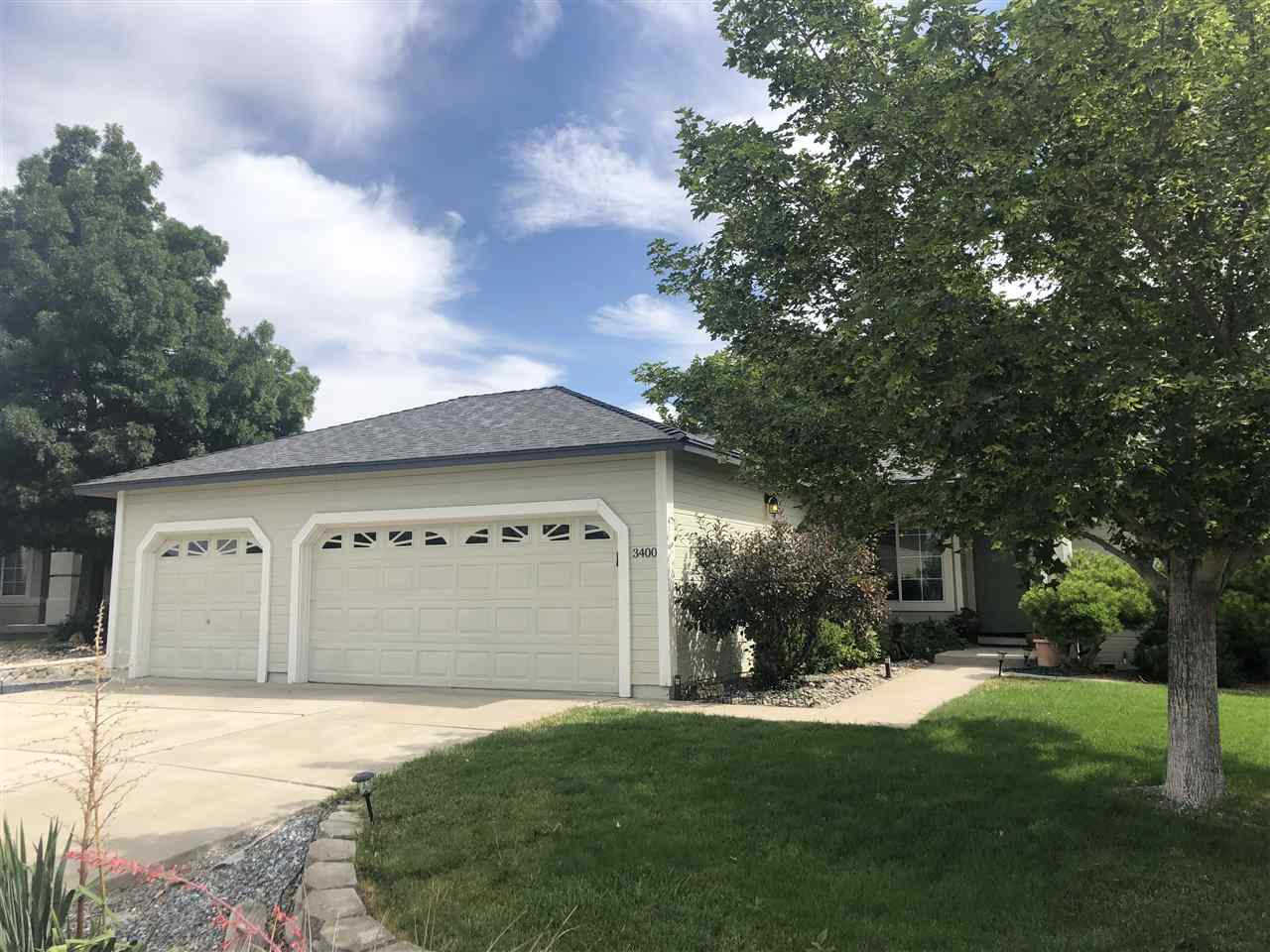 3400 University Green Drive, Reno, NV 89512 now has a new price of $325,000!