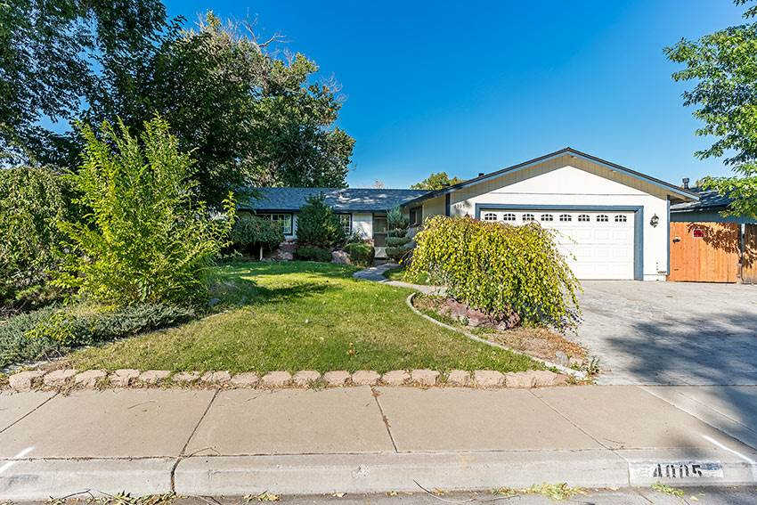 4005 Houston Drive, Reno, NV 89502 now has a new price of $310,000!