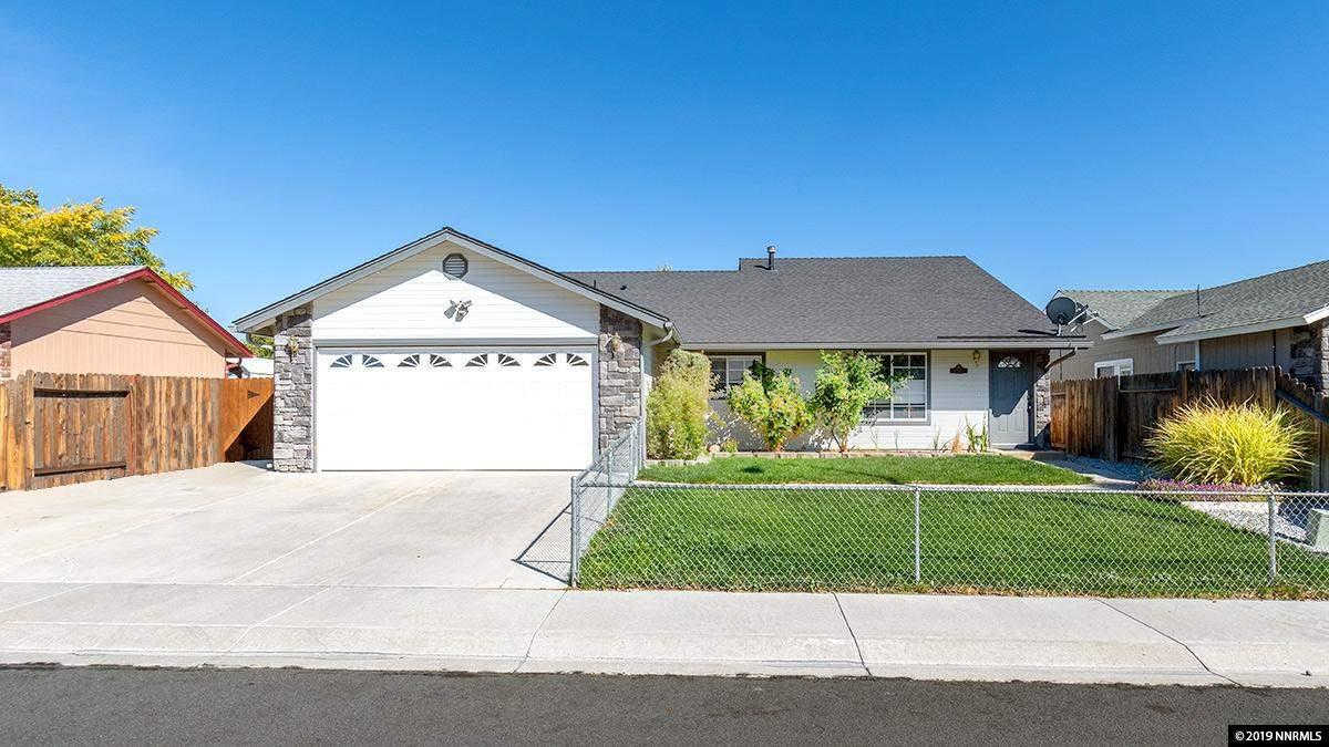 Another Property Sold - 2517 Rockbridge Drive, Carson City, NV 89706