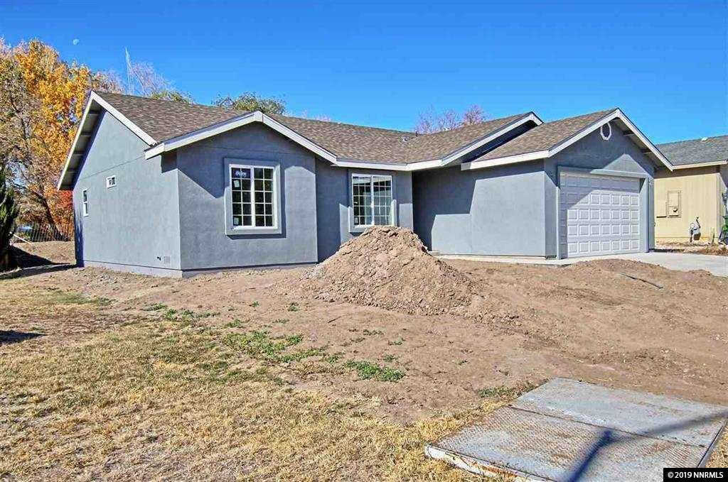 1367 Sherman Street, Fallon, NV 89406-6112 is now new to the market!