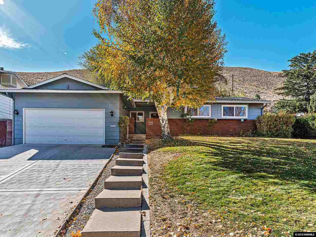 804 Terrace St, Carson City, NV 89703-4832 is now new to the market!