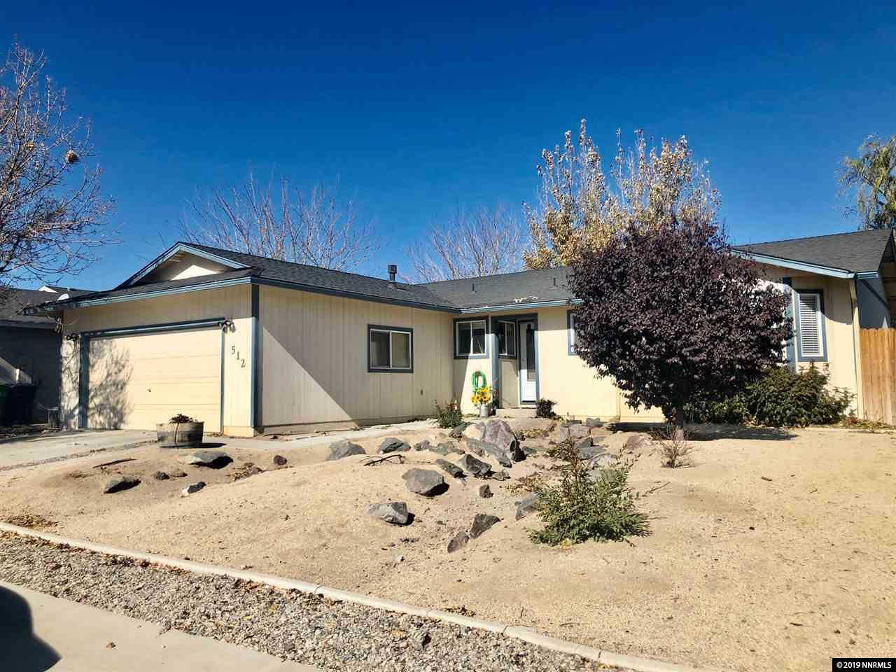 Another Property Sold - 512 Nader Way, Fernley, NV 89408