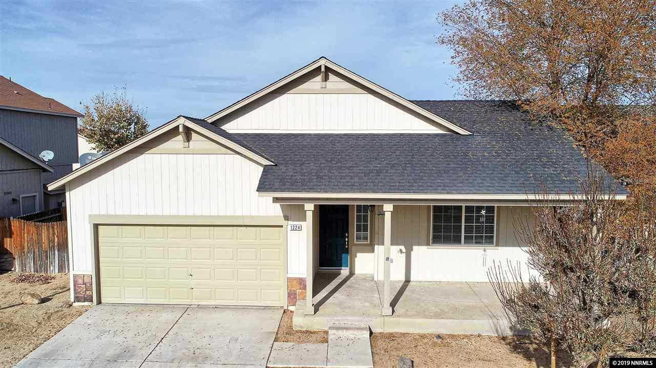 1224 Mountain Rose, Fernley, NV 89408-4510 is now new to the market!